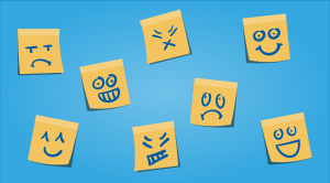 emotions-post-it